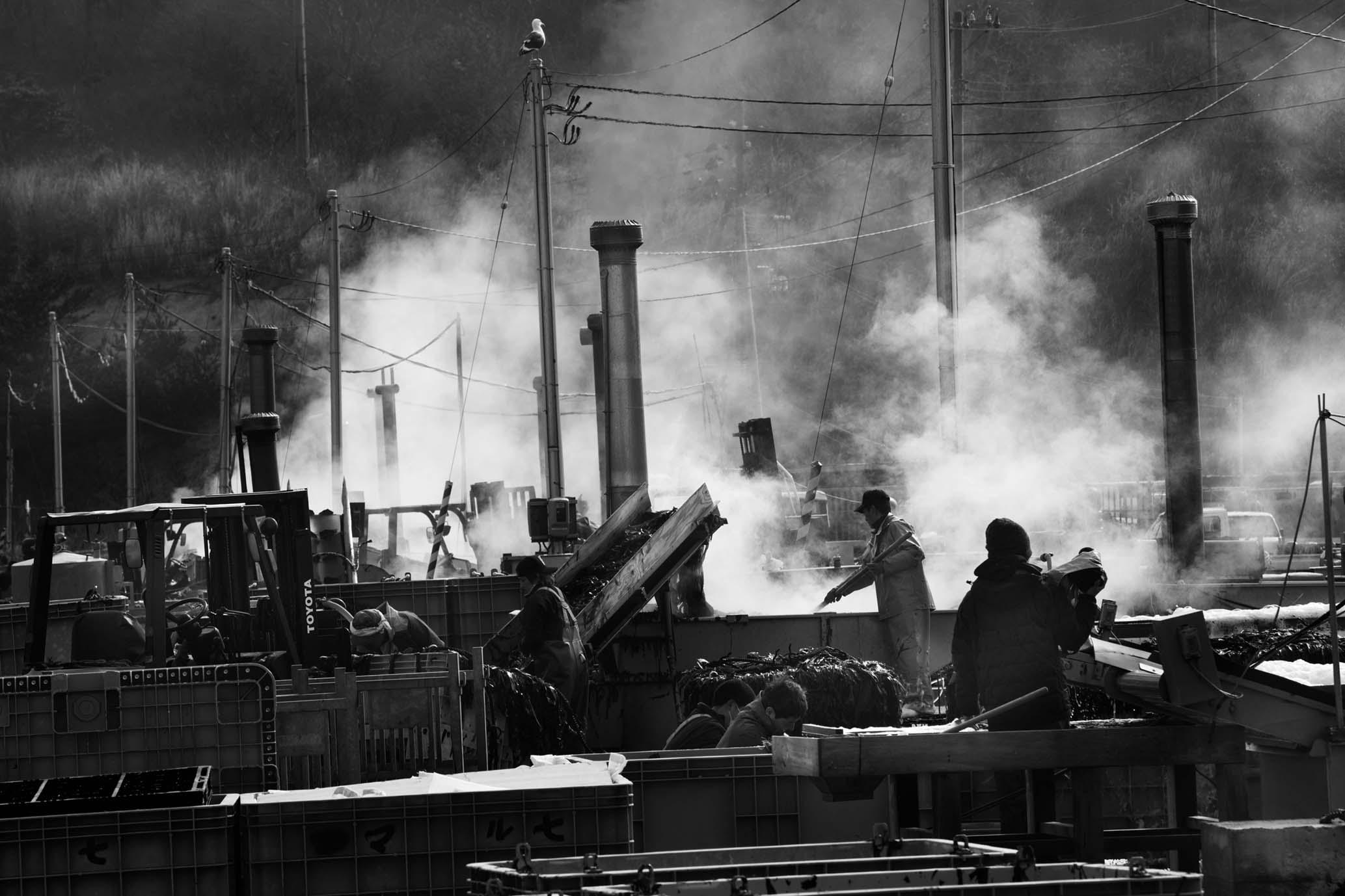 HAMAの絆潮 ~石巻の漁師町~ / Hagumu Shidachi