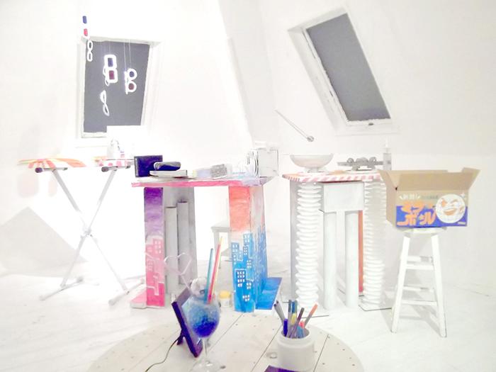 色ではない色 / Mieko Yoshitsugu / Satomi Tsukamoto