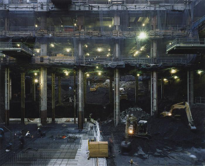 建設中。 / Shoya Katsuta