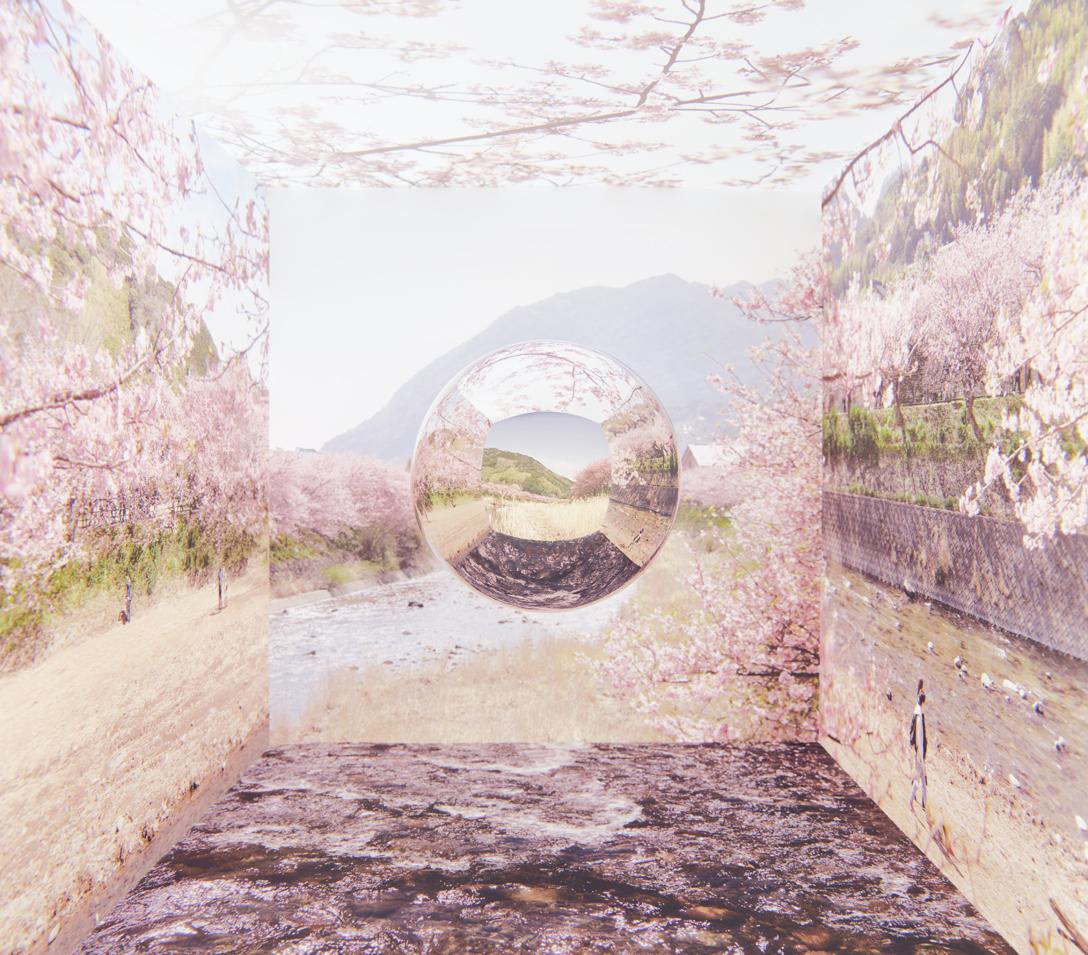 mirror ball / Ryuji Tokuda