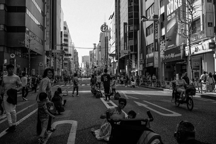 Tokyo streetview portraits / Tamito Kouga