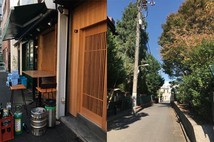 恵比寿駅周辺の風景 / MASASHI Beppu
