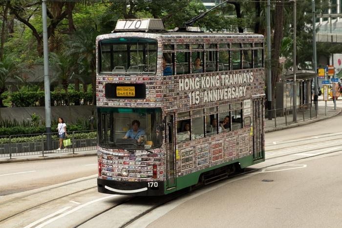 HONG KONG TRAMWAYS / Koichi Matsuda