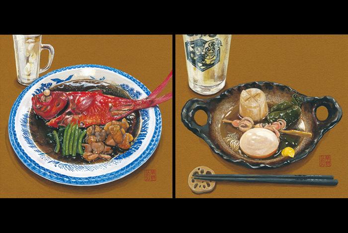 居酒屋OCHINO展 / Naomi Chino